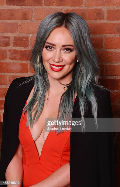 Hilary Duff attends the after party for the premiere of TV Land's 'Younger' at Chef's Club on March 31 2015 in New York City