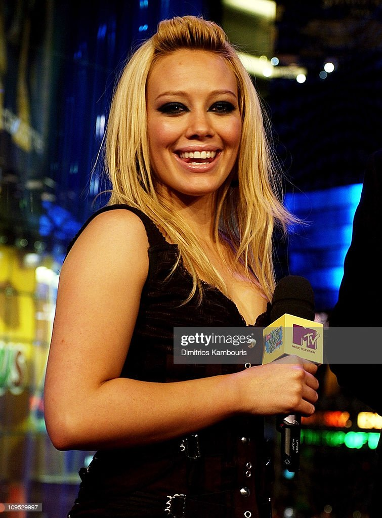 MTV's New Year's Eve 2004 - Show : News Photo
