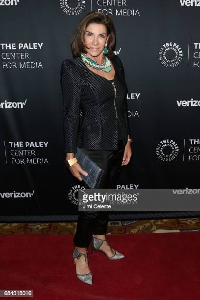 Hilary Farr attends The Paley Honors: Celebrating Women in Television at Cipriani Wall Street on May 17, 2017 in New York City.