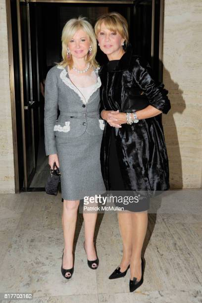 Hilary Geary Ross and Mila Mulroney attend MUSEUM OF THE CITY OF NEW YORK Director's Council Host's NEW YORK AFTER DARK at Pool Room on October 13...