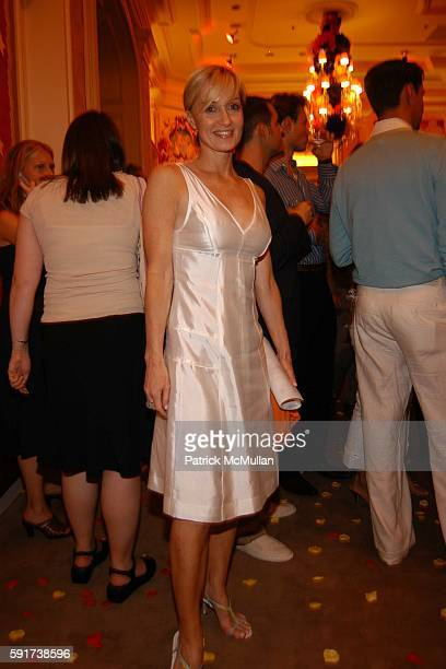 Hilary Gumbel attends Madonna Childrens Book Lotsa de Casha published by Callaway Arts and Entertainment at Bergdorf Goodman on June 7 2005 in New...