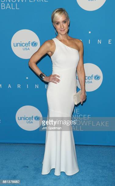 Hilary Gumbel attends the 13th Annual UNICEF Snowflake Ball 2017 at The Atrium at 60 Wall Street on November 28 2017 in New York City