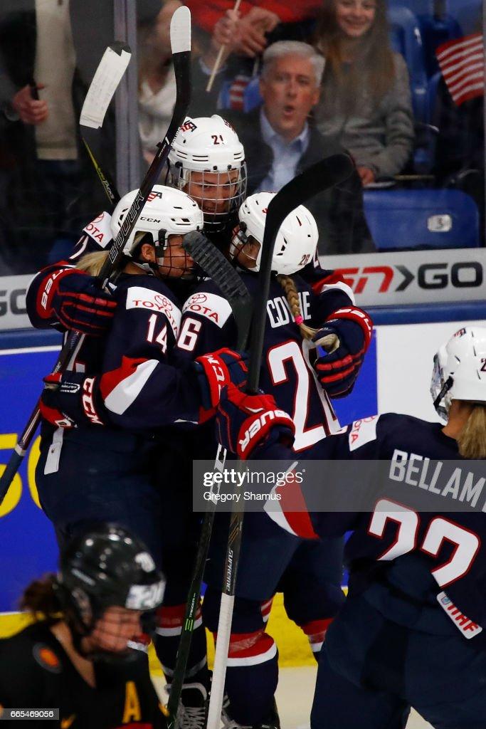 Semifinals2 - 2017 IIHF Women's World Championship
