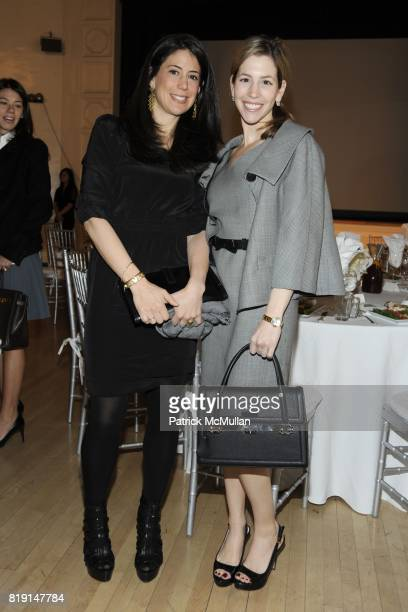 Hilary Leibowitz and Jill Bikoff attend 10th Annual Spring Luncheon at The 92nd Street Y on March 10 2010 in New York City