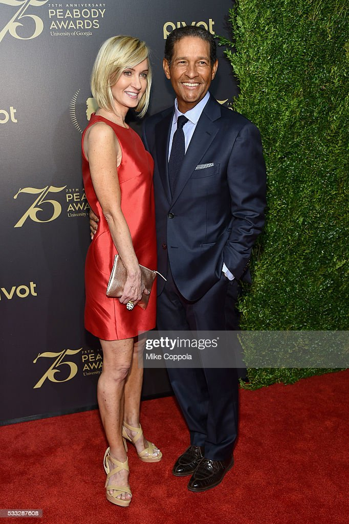 The 75th Annual Peabody Awards Ceremony - Arrivals : News Photo