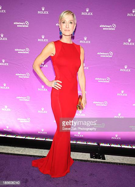 Hilary Quinlan attends 2013 Alzheimer's Association Rita Hayworth 30th Anniversary gala at The Waldorf Astoria on October 22 2013 in New York City