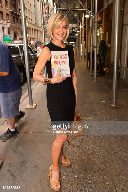 Hilary Quinlan attends Michael Gelman Celebrates The Launch Of CLASS MOM A Novel By Laurie Gelman at Loi Estiatorio on July 26 2017 in New York City