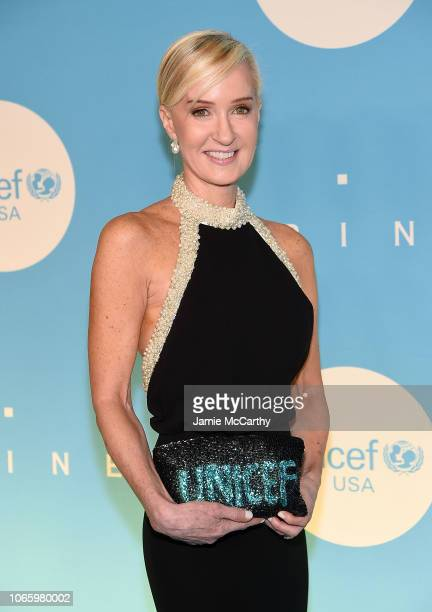 Hilary Quinlan attends the UNICEF USA's 14th Annual Snowflake Ball at Cipriani Wall Street on November 27 2018 in New York City