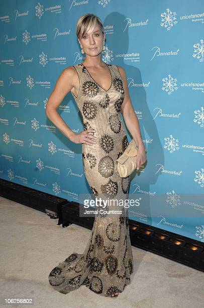 Hilary Quinlan during Third Annual UNICEF Snowflake Ball Arrivals at Cipriani's in New York City New York United States