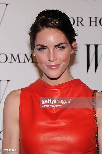 Hilary Rhoda attends the World Premiere of Bruce Weber's Film 'CAN I MAKE THE MUSIC FLY' hosted by DIOR Homme's Kris Van Assche Bruce Weber W...