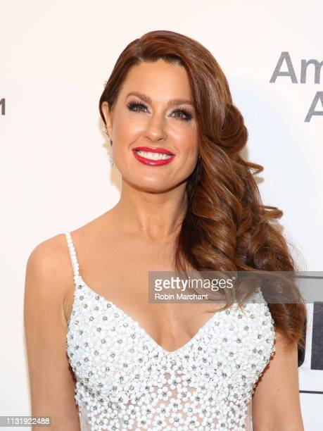 Hilary Roberts attends 27th Annual Elton John AIDS Foundation Academy Awards Viewing Party Celebrating EJAF And The 91st Academy Awards on February...
