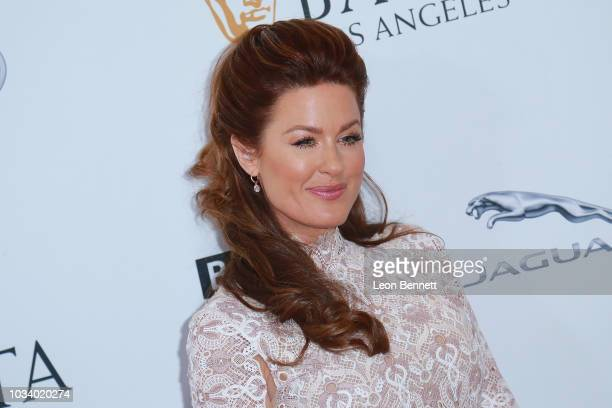 Hilary Roberts attends BAFTA Los Angeles BBC America TV Tea Party 2018 at The Beverly Hilton Hotel on September 15 2018 in Beverly Hills California