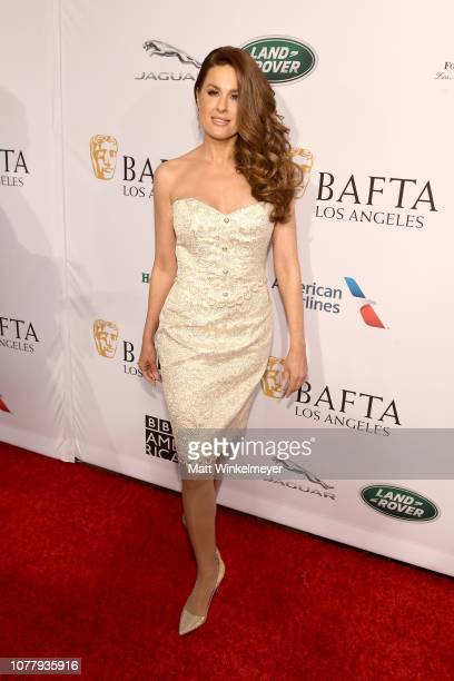 Hilary Roberts attends The BAFTA Los Angeles Tea Party at Four Seasons Hotel Los Angeles at Beverly Hills on January 5 2019 in Los Angeles California