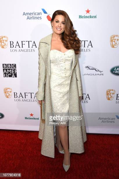 Hilary Roberts attends the BBCA BAFTA Tea Party at Four Seasons Hotel Los Angeles at Beverly Hills on January 5 2019 in Los Angeles California