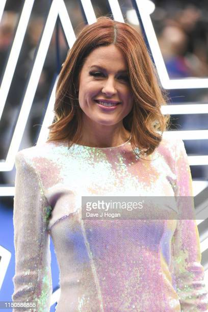 Hilary Roberts attends the Rocketman UK premiere at Odeon Leicester Square on May 20 2019 in London England