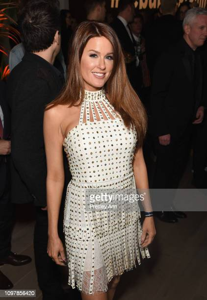 Hilary Roberts during Republic Records Grammy after party at Spring Place Beverly Hills on February 10 2019 in Beverly Hills California