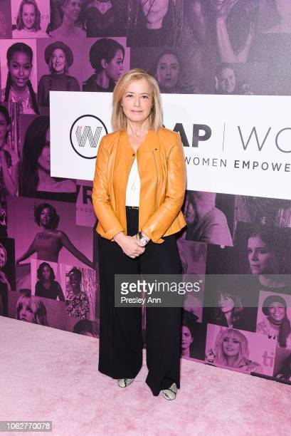 Hilary Rosen attends TheWrap's Power Women SummitDay 2 at InterContinental Los Angeles Downtown on November 01 2018 in Los Angeles California