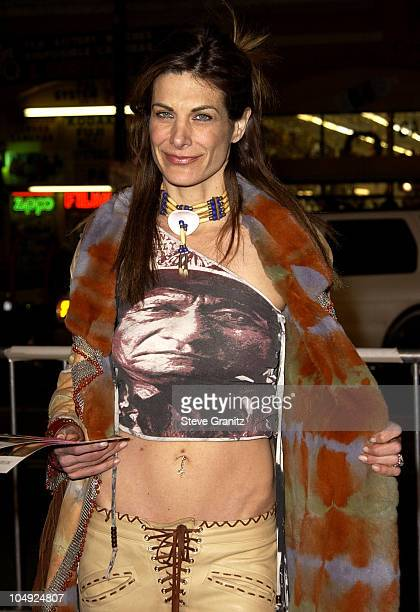 Hilary Shepard during 'A Walk To Remember' Premiere at Grauman's Chinese Theatre in Hollywood California United States