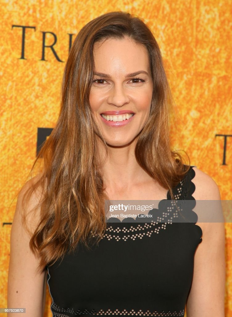 Hilary Swank attends For Your Consideration Event For FX's 'Trust' on May 11, 2018 in North Hollywood, California.