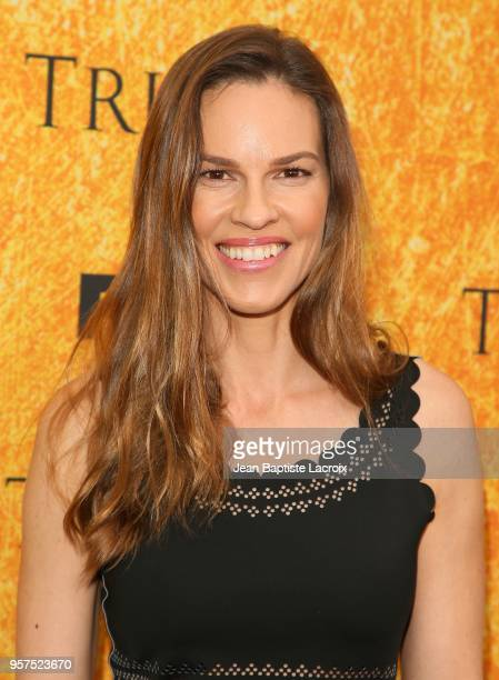 Hilary Swank attends For Your Consideration Event For FX's 'Trust' on May 11 2018 in North Hollywood California