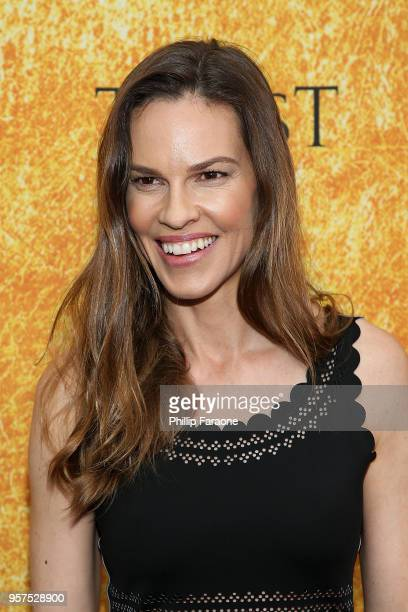 Hilary Swank attends the For Your Consideration Event for FX's 'Trust' at Saban Media Center on May 11 2018 in North Hollywood California