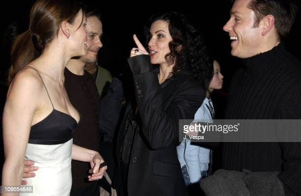 Hilary Swank Chad Lowe Julianna Margulies and Ron Eldard