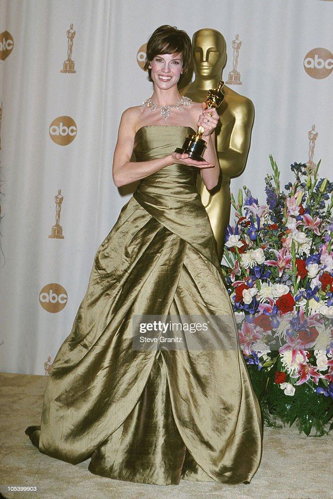72nd Annual Academy Awards - Press Room : News Photo