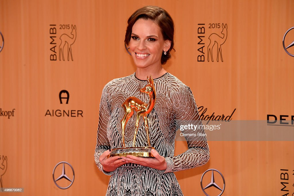 Bambi Awards 2015 - Winners Board