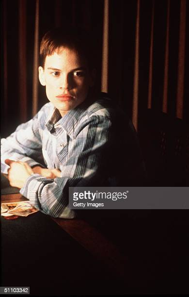Hilary Swank Stars In Boys Don'T Cry