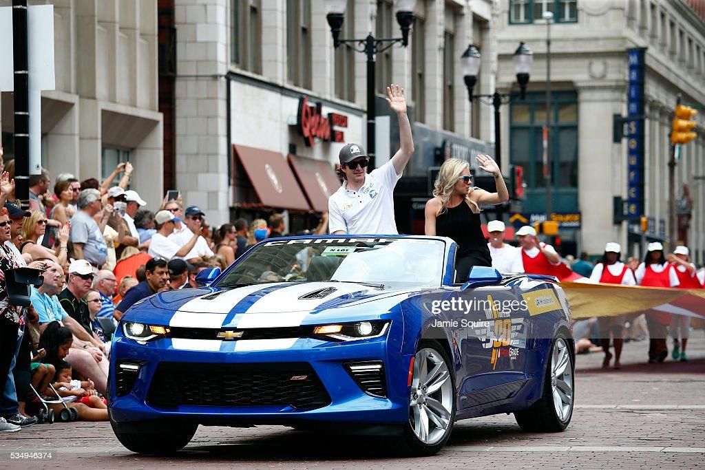 Indianapolis 500 - Parade