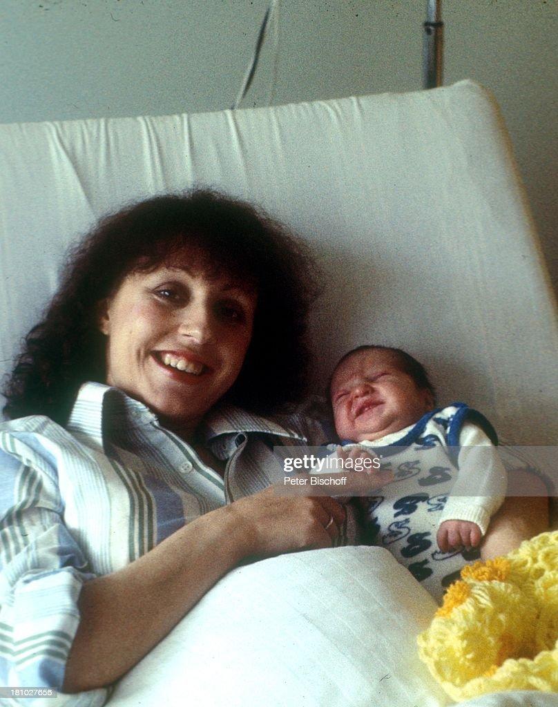 Hildegard Krekel, Tochter Miriam-Charlotte Krekel, Nürnberg, 05. : Nachrichtenfoto