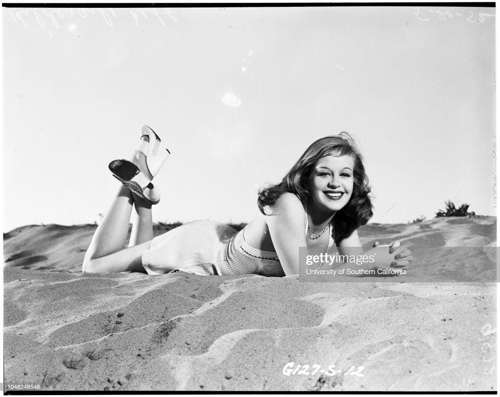 Hildegarde Neff , 20 May 1952.. News Photo - Getty Images