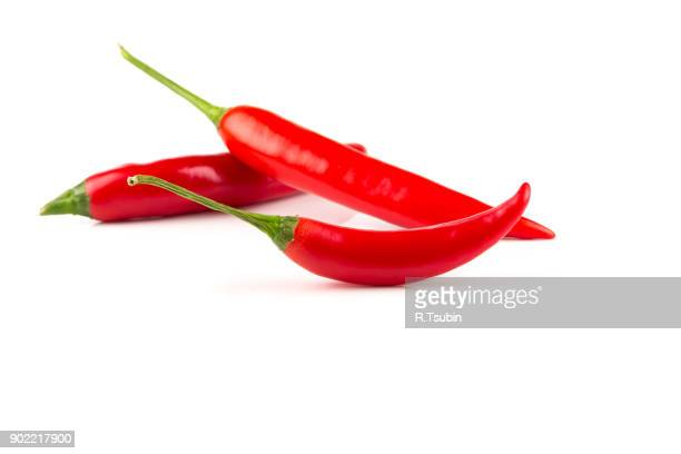 hili pepper isolated