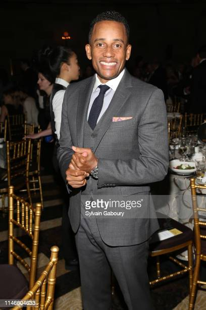Hill Harper attends ICMEC Gala for Child Protection at Gotham Hall on May 02, 2019 in New York City.