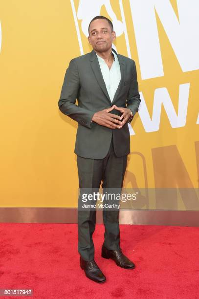 Hill Harper attends the 2017 NBA Awards live on TNT on June 26 2017 in New York New York 27111_003