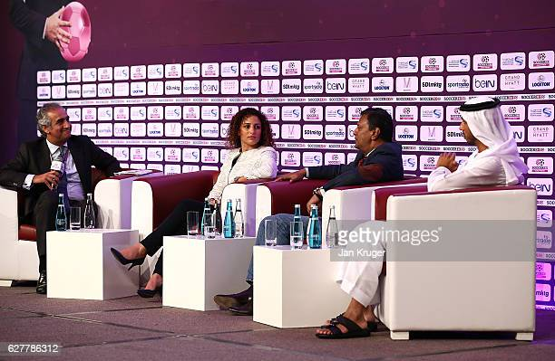 CEO MENA Hill Knowlton Bashar Alkadhi CEO U17 FIFA Women's World Cup 2016 Jordan Samar Nassar General Secretary All India Football Federation Kushal...