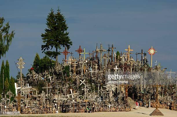 Hill of Crosses Pilgrimage site