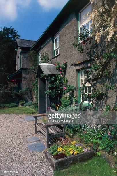 Hill Top, house of the English writer Beatrix Potter , near Sawrey, Cumbria, England, United Kingdom.