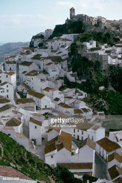 Hill Town of Casares, Spain