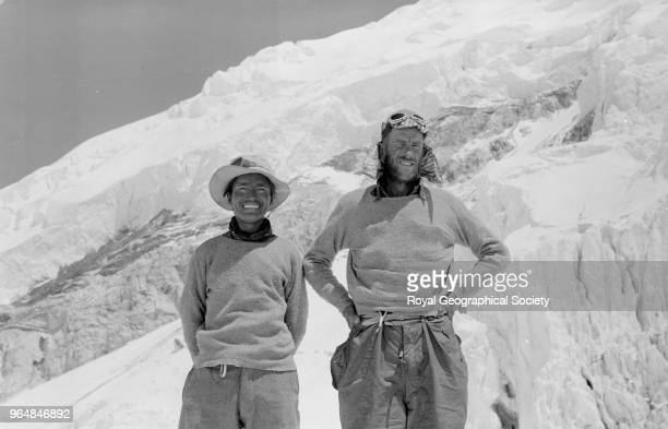 hillary and norgay essay The conquest of everest and the essays by sir edmund hillary and tensing norgay all tell the story of the first successful summit of mt everest however the perspective of the three differ considerably.