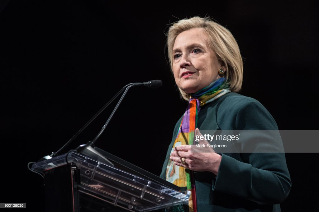 Hillary Clinton Speaks At 14th Annual PEN World Voices Festival