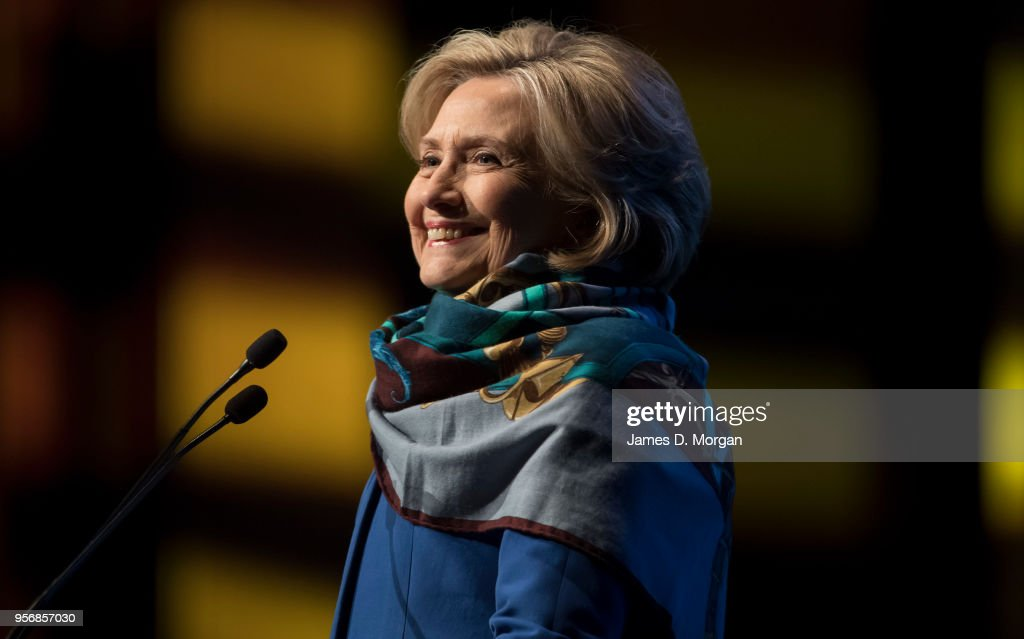 An Evening With Hillary Rodham Clinton - Melbourne : News Photo