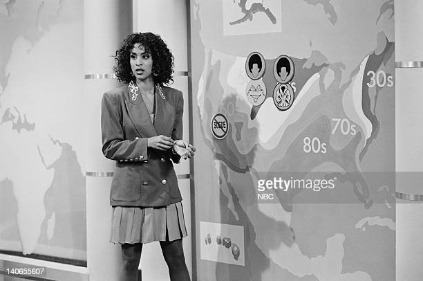 AIR 'Hillary Gets a Job' Episode 4 Pictured Karyn Parsons as Hilary Banks Photo by Joseph Del Valle/NBCU Photo Bank