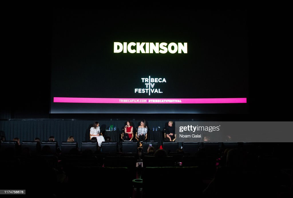 """""""Dickinson"""" - 2019 Tribeca TV Festival : News Photo"""