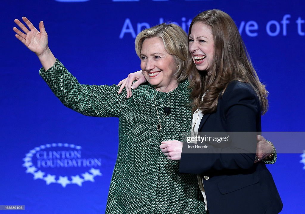 Hillary And Chelsea Clinton Host Clinton Global Initiative University