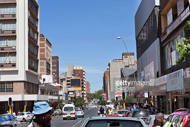 Hillbrow, Kotze street, à Johannesburg