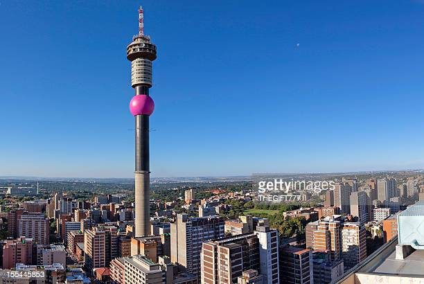 Hillbrow Tower STADTBLICK