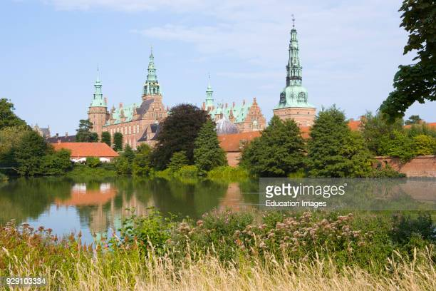 Hillerod, Denmark, Frederiksborg Castle.