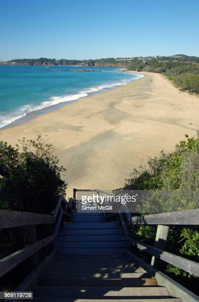 Hills Beach, Coffs Harbour, New South Wales, Australia