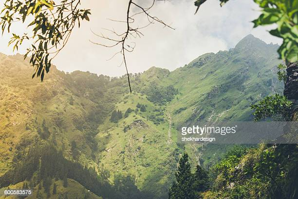 hills - haryana stock pictures, royalty-free photos & images